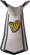 Music cape detail