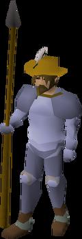 Recruiter (Wilderness Wars)