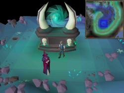 Map clue solution soul altar