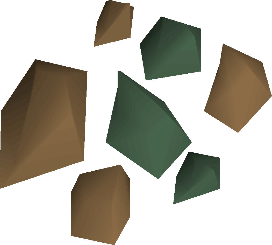 Adamantite ore   Old School RuneScape Wiki   FANDOM powered