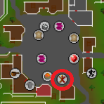 Ardougne Fur Stall location
