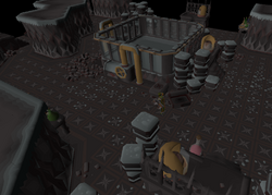Dragon Slayer II - Ungael laboratory