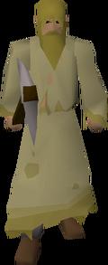Male slave (blonde)
