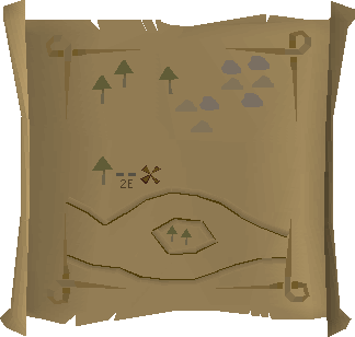 Treasure Trails Maps Treasure Trails/Guide/Maps | Old School RuneScape Wiki | FANDOM