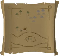 Map clue Champions guild