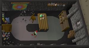 Warrior Guild Potion Shop