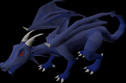 Blue dragon | Old School RuneScape Wiki | FANDOM powered by