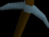 Rune pickaxe