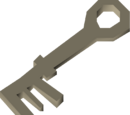 Brittle key