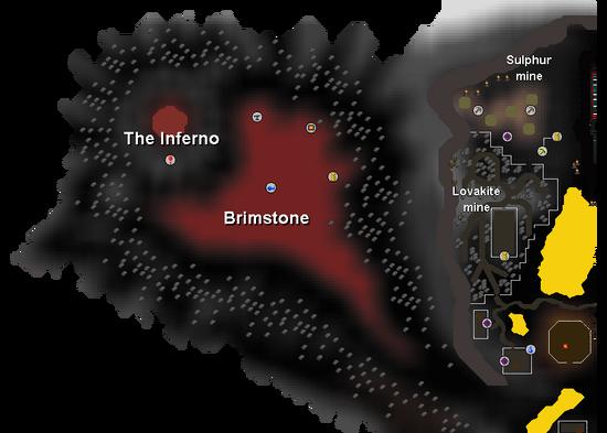 Dev Blog- Brimstone & The Inferno (1)