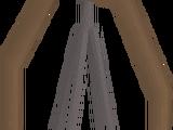 Mahogany incense burners