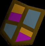 Rune shield (h2) detail