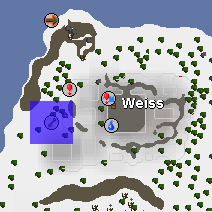 Weiss patch location