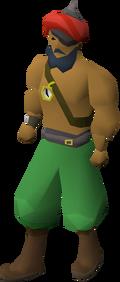 Captain Tock
