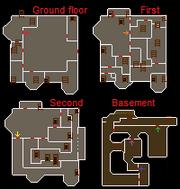 Dragon Slayer - Melzar's Maze