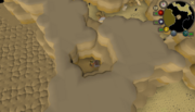Bronze key (MM2) location