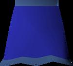 Skirt (blue) detail