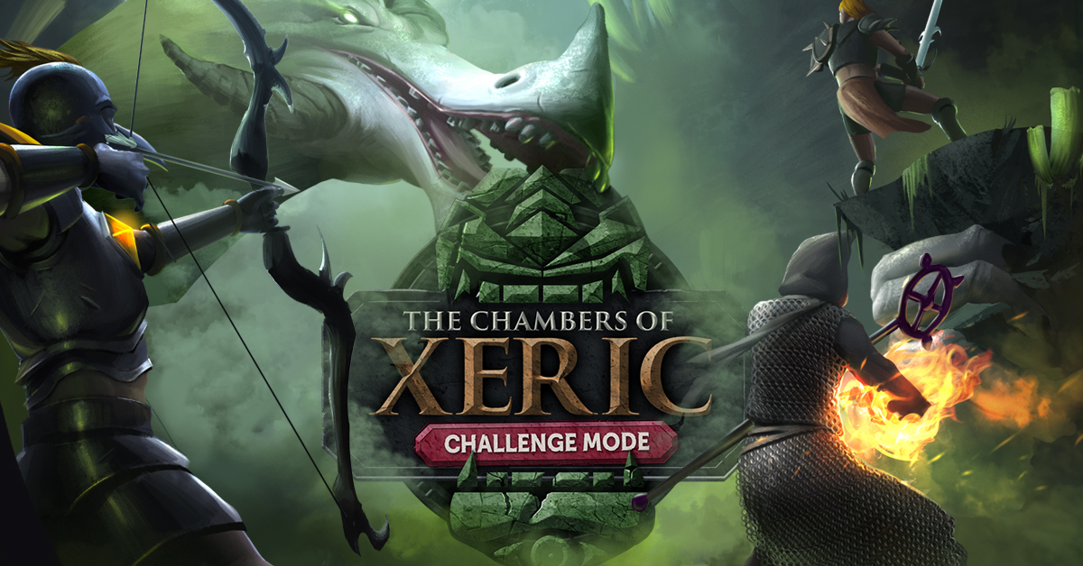 Chambers Of Xeric Challenge Mode Old School Runescape Wiki
