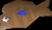 Fishlike thing detail