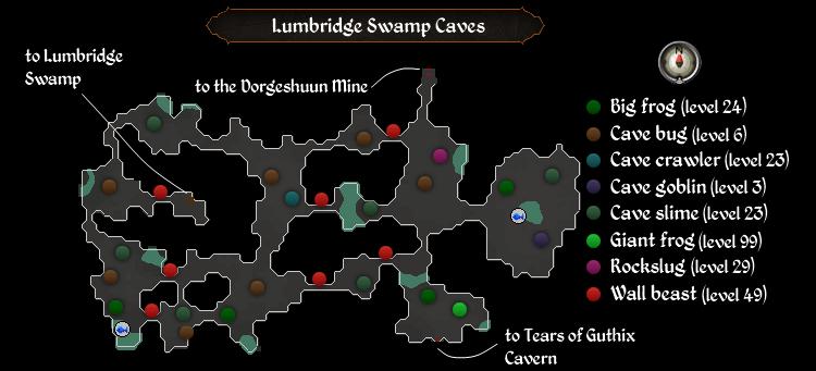 Lumbridge Swamp Caves Old School Runescape Wiki Fandom Powered