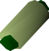 Spinach roll detail