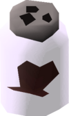 Black warlock (item) detail