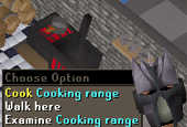 Left Click Range Cooking, Slayer Helm Recolour and Player Survey newspost