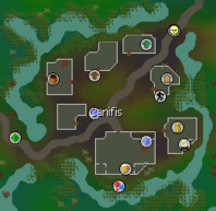 Canifis map