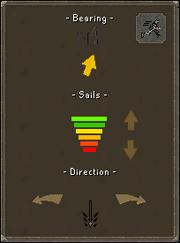 Barge controls