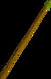 Bronze spear(p) detail