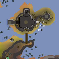 House on the Hill map