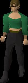 Long sleeves