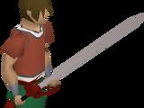 Anger sword