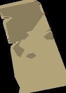 Map parts Melzar detail