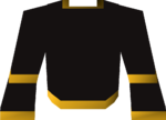 Black wizard robe (g) detail