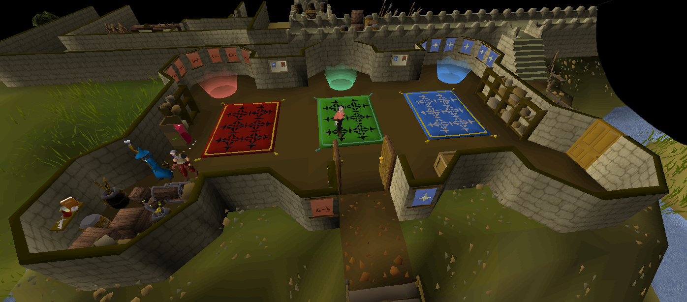 Castle Wars | Old School RuneScape Wiki | FANDOM powered by