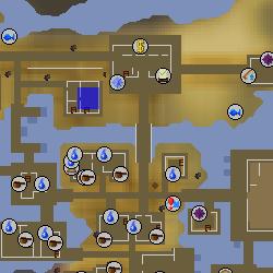Poor looking citizen location