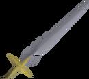 Saradomin sword