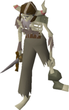 Skeleton fremennik