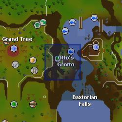 Otto Godblessed Location