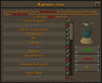 NMZ custom rumble interface