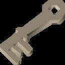 Vault key detail