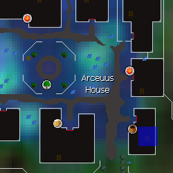 Gang meeting - Arceuus - upstairs in general store