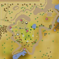 Clan Wars map