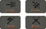 CombatStyles spear