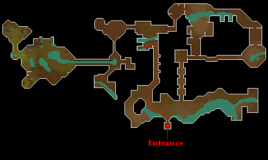 Demon Slayer - Sewer map