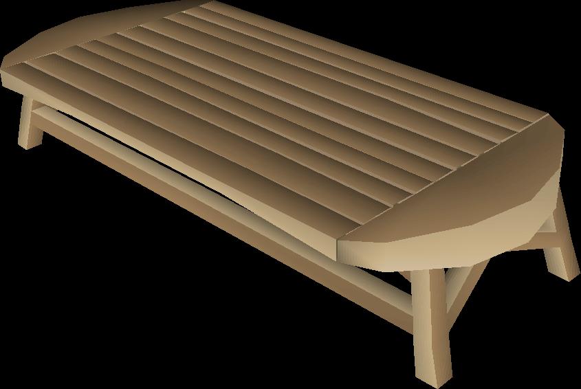 Oak Dining Table Built