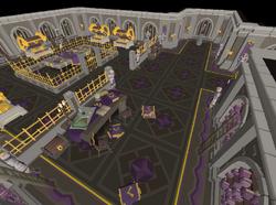 Verzik's treasure vault