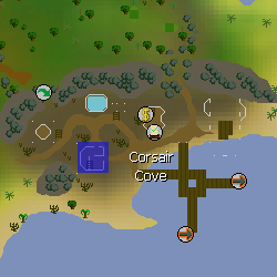 Arsen the Thief location