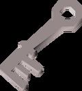 Zealot's key detail